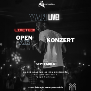 YAN Live! OPEN AIR
