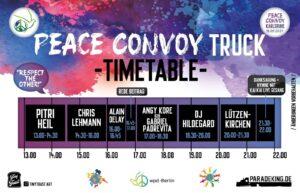 PEACE Convoy Truck – Main Truck