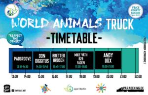 WORLD ANIMALS TRUCK