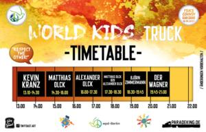 WORLD KIDS TRUCK