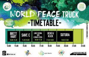 WORLD PEACE TRUCK
